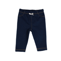 Organic KID Chic Girl Demin Pant
