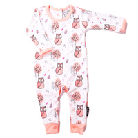 Aster&Oak Organic Cotton  Romper Coverall GOTS Certified
