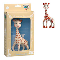 Sophie the giraffe  Gift Box 100% Natural Rubber Teether