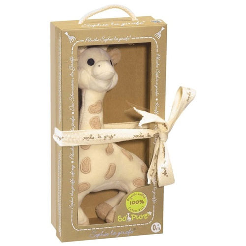 Sophie The Giraffe Organic Cotton Soft Toy