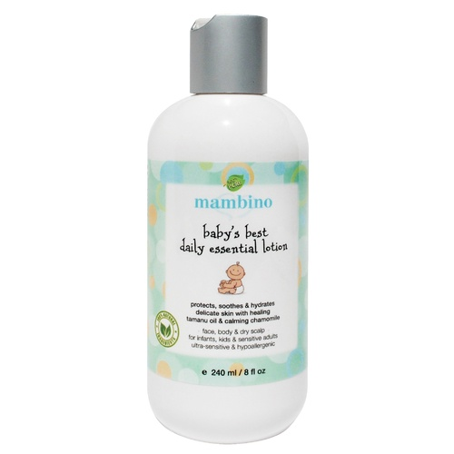 Mambino Organics Baby's Best Daily Essential Lotion