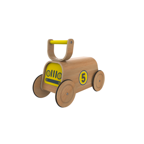 Wooden Ride on Toy Car Walker